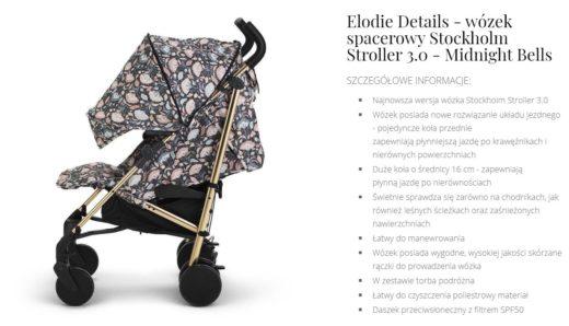 Wybórrodziców.pl - wózek Elodie Details